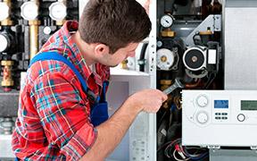 CV-ketel en verwarming onderhoud