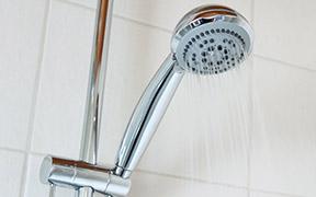 lekkage douche