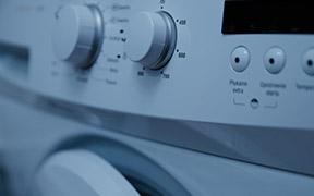 Wasmachine lekkage